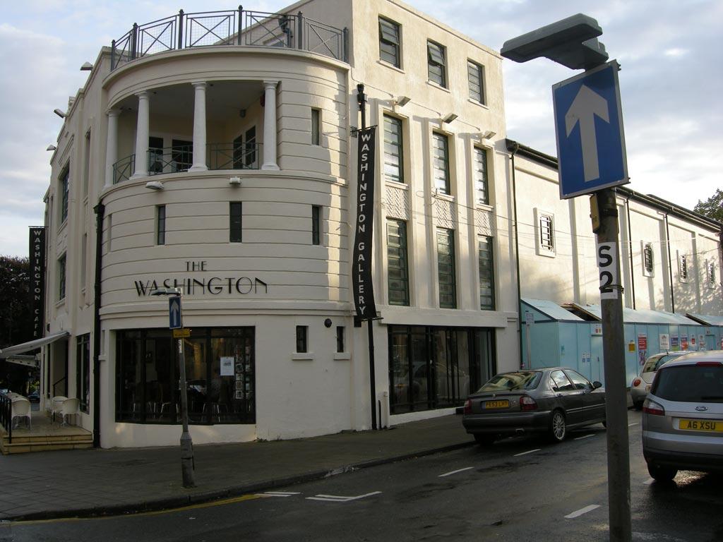 Washington Gallery, Penarth